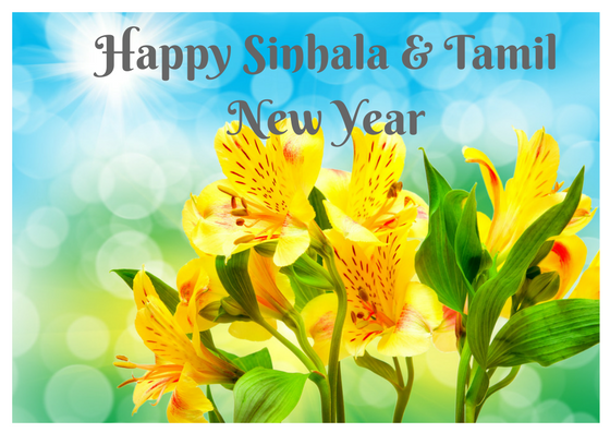 Happy sinhala tamil new year card personalised greeting cards in happy sinhala and tamil new year wishes m4hsunfo