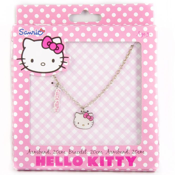 Hello Kitty Necklace Gift St Is A Wonderful Gift Idea For A Little Girl Personalised Greeting Cards In Sri Lanka