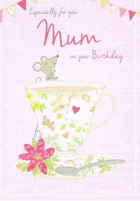 Bithday Cards For Mothers