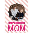 Mom My angel, happy birthday!