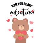 Can you be my Valentine
