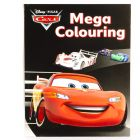 Disney Cars Mega Colouring Book