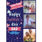 Happy Fathers Day with Love