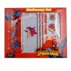 Spider Man Stationary Set - 9 in 1