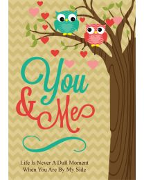 Me To You Card