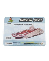 Supper 3D Puzzles - USS Constellation Aircraft Career