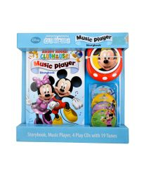 Mickey Music Player Story Book