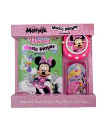 Minnie Music Player Story Book