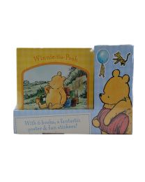 Winnie The Pooh Library - 6 Books