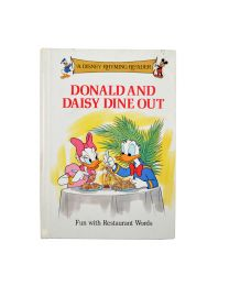 Disney Donald & Daisy Dine out - Rhyming Reader
