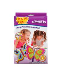 Creative Craft - Make your own Butterflies