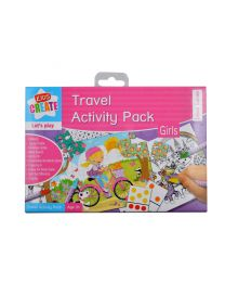 Travel Activity Pack for Girls