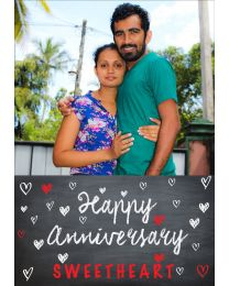 Happy Anniversary Sweetheart