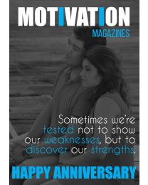 Motivation Magazine Cover Anniversary