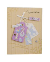 New Born Baby Boy Cards