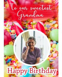 To our sweetest Grandma