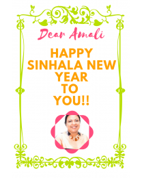 Happy Sinhala New Year